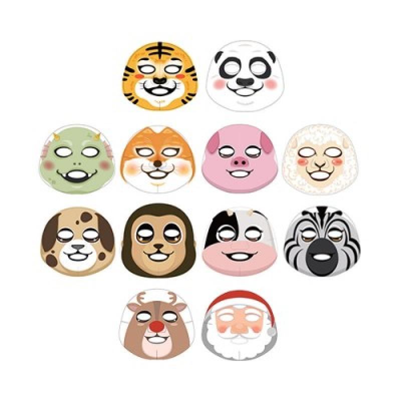 маска для лица the face shop character mask