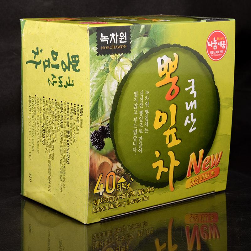 ��������� ������� �� ������� �������� ������ nokchawon korean mulberry leaves tea