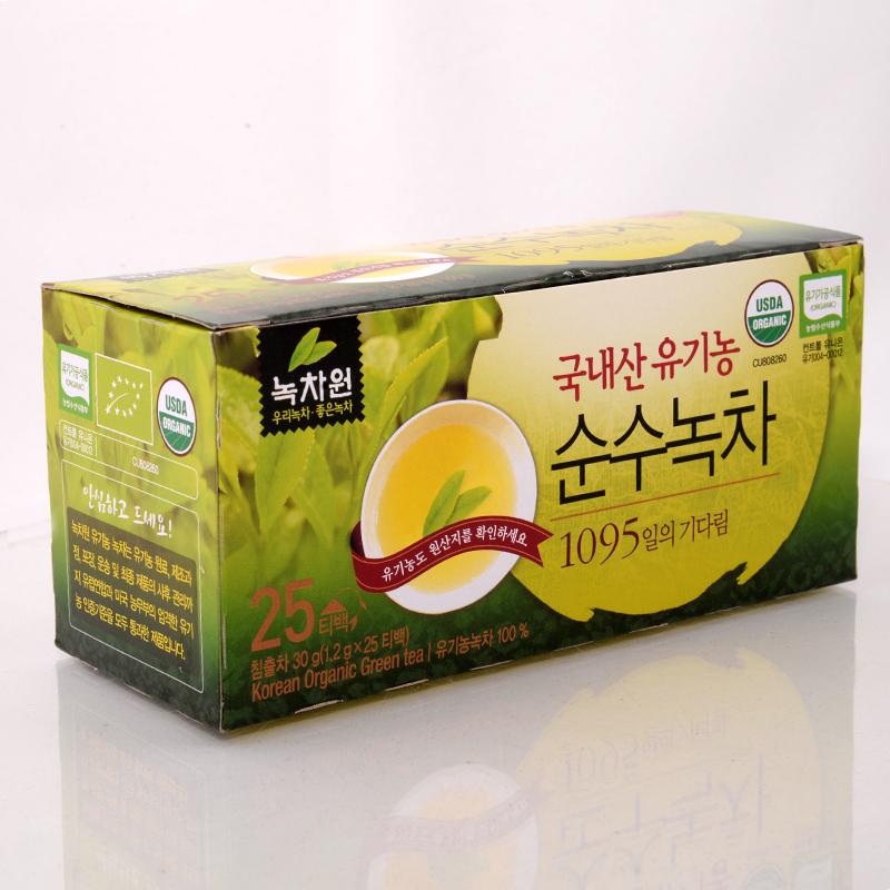 ��������� ������������ ������� ��� � ������� nokchawon korean organic green tea powder