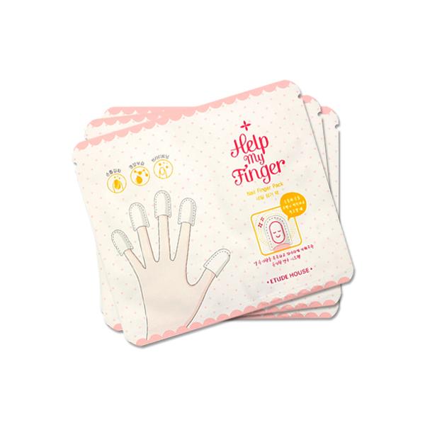 маска для ногтей и кожи etude house  help my finger nail finger packHelp My Finger Nail Finger Pack. Маска для ногтей и кожи<br><br>Маска питательная, увлажняющая и осветляющая для пальцев и ногтей позволит вам оставаться красивой всегда и везде, до самых кончиков пальцев. Безупречные пальчики – самая привлекательная черта женщины.<br><br>Маска для ноготков от Etude House поможет смягчить огрубевшую кожу кончиков пальцев, а также укрепить ногти, предохраняя их от ломкости, волнистости, возникновения неоднородности, расслоения и прочих недостатков. Вещества, содержащиеся в средстве, способствуют более быстрому росту ногтей, а также размягчают кутикулу.<br><br>Еще один плюс маски – ее мобильность. Вы можете взять ее с собой и использовать где угодно, даже в поездке.<br><br>Способ применения: Очистите кожу рук и наденьте маски на кончики пальцев. Оставьте на 10-15 минут подействовать. Снимите маску, вмассируйте остатки средства в пальчики.<br><br>Объём: 6 мл*2<br><br><br>Характеристики товара:<br><br><br><br><br>Функции<br><br>питание; увлажнение; смягчение<br><br><br><br><br><br>&amp;nbsp;<br><br>Вес г: 12.00000000