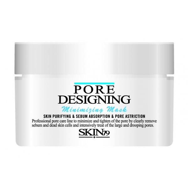 маска для очистки и сужения пор skin79 pore designing minimizing mask