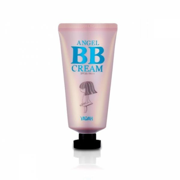 антивозрастной bb крем для лица yadah angel bb creamЛегкое средство для каждодневного применения. Создает естественное покрытие, которое помогает замаскировать различные несовершенства, сделать тон кожи ровным, а поверхность гладкой и шелковистой.<br><br>Помимо прекрасного маскирующего действия крем обладает увлажняющими, антивозрастными и защитными свойствами.<br><br>Антивозрастное действие крема выражается в его способности разглаживать морщины и осветлять пигментацию. Также крем оберегает кожу от появления пигментации и фотостарения, благодаря солнцезащитному фильтру SPF20 PA++.<br><br>За осветление пигментации отвечает ниацинамид, который обладает доказанной способностью отбеливать пигментацию различного происхождения, устранять покраснения, следы пост-акне, выравнивать тон кожи и предупреждать появление новой пигментации.<br><br>Аденозин в составе ББ-крема способствует разглаживанию морщин, так как регулирует кровоток и обеспечивает клетки кожи энергией, значительно увеличивает выработку коллагена и эластина, смягчает и подтягивает кожу, восстанавливает ее после воздействия ультрафиолета, расслабляет лицевые мышцы.<br><br>Также бб крем содержит экстракты катуса и портулака огородного, которые увлажняют и успокаивают кожу, устраняют сухость и шелушения, обеспечивают антиоксидантную защиту.<br><br>Крем выпускается в 2 оттенках:<br><br><br>01 Light Beige – светлый бежевый<br><br>02 Natural Beige – натуральный бежевый<br><br><br>Способ применения: Нанести на очищенную и тонизированную кожу лица, распределить, подождать несколько минут и продолжить нанесение макияжа.<br><br>Объём: 40 мл<br><br>Характеристики товара<br><br>&amp;nbsp;<br><br><br><br><br>Возраст<br><br>от 35; от 45<br><br><br><br>Тип кожи<br><br>для всех типов<br><br><br><br>Покрытие<br><br>матовое<br><br><br><br>Тон кожи<br><br>универсальный<br><br><br><br>SPF<br><br>20<br><br><br><br>PA rating<br><br>++<br><br><br><br>Финиш<br><br>матовый<br><br><br><br>Функции<br><br>выравнивание тона; увлажнение<br